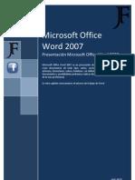 00 Presentación Microsoft Office Word 2007