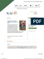 ICTJ World Report April 2012 Issue 11