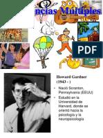 Inteligencias múltiples 2012