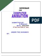 409 Computer Animation