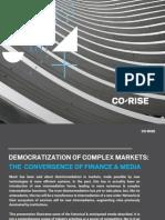 CoRise Finance Media Mkts Presentation 3-20-12 0