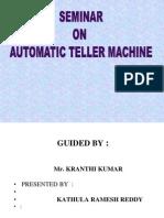 436 Automatic Teller Machine