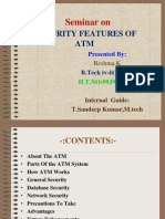 439 Security Features of ATM