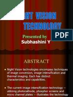 450 Night Vision Technology