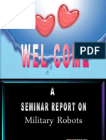 458 Military Robots