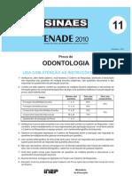 odontologia_gabarito_preliminar 20100