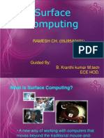 Le401 Surface Computing