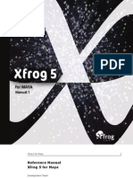 Xfrog 5 Manual 1