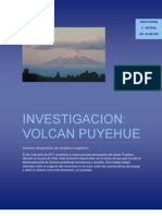 TP - Volcán PUYEHUE