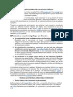 PATRIMONIO COMO UNIVERSALIDAD JURÍDICA