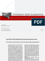 eBOOKSSystematic Debt Elimination 1-13-12
