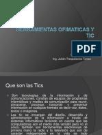 Herramienta Ofimaticas y Tics