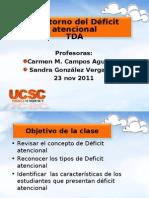 Deficit Atencional 2011