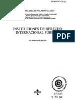Instituciones Derecho Internacional Publico