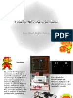 Consolas Nintendo de Sobremesa