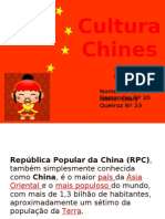 Laury Cultura Chinesa