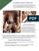 Pagan Sun Worship of Roman Catholicism