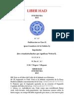 Español - Liber Had DLV (Aleister Crowley)