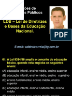 Ldb Testesdeconcursos Vd 2011 110213184811 Phpapp01
