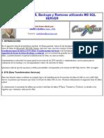 SQL SERVER - Importar Exportar Datos Usando DTS