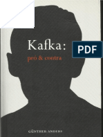 Gunther Anders - Kafka