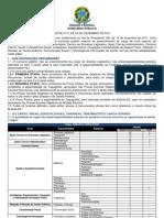Edital 02 - Analista 2011