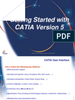 Catia Getting Started