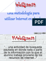 Web Quest Cast