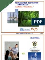 Generalidades Evaluación Ambiental