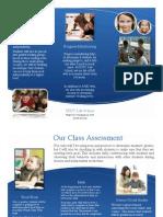Second Grade Assessment Brochure Final