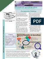 Entornos Personales de Aprendizaje PLE o EPA