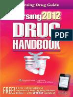 Drug Handbook