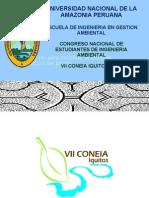 Formato Para Coordinadores Del Coneia Iquitos
