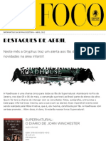 Newsletter - Abril de 2012