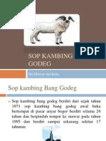 Soto Bang Godeg