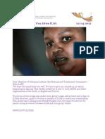 Pan Africa ILGA News Letter -04 April