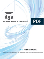 ILGA Annual Report 2011
