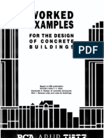70515552 Worked Examples for the Design of Concrete Buildings ARUP