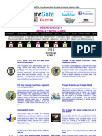 Weekend Digest - April 2 to April 6, 2012 - ForeclosureGate Gazette