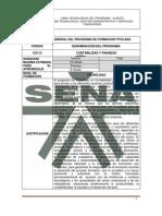 Tg en Contabilidad y Finanzas Cod. 123112 ...