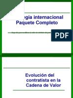 Evolucion Paquete Completo