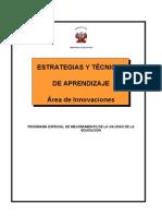 32102292 Estrategia de Tecnicas y Aprendizajes