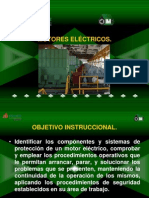 8. Operación de motores eléctricos