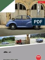 NGK Katalog Klassiker
