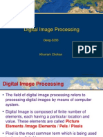 Digital Image Processing 6th semester