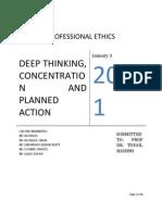 Professional Ethics()
