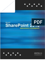 Sharepoint 2010 Administration Development