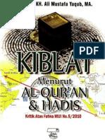 Kiblat Menurut Al-Quran & Hadis