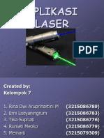 Aplikasi Laser1