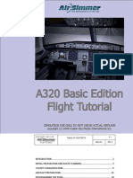 a320 Basic Edition Flight Tutorial
